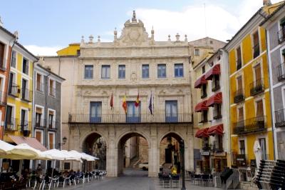 Cuenca by Hubert