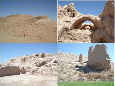 Desert Castles of Ancient Khorezm (T)