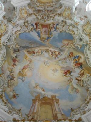 Pilgrimage Church of Wies