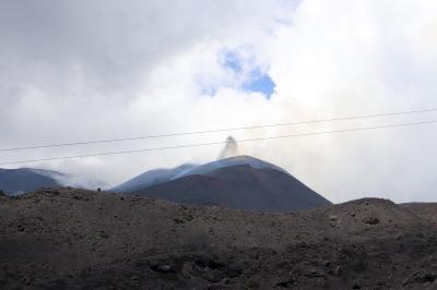 Mount Etna by Carmen Maria David