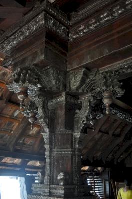 Padmanabhapuram Palace (T) by Carmen Maria David