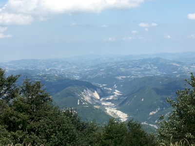 Evaporite karst and caves of Emilia Romagna Region (T)