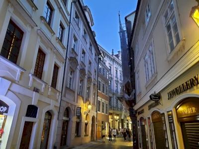 Prague by Nan