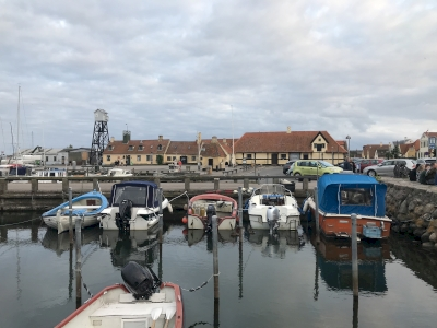 The Maritime Heritage of Dragør Old Town and Harbour - A 'skipper-town' from the era of the great tall ships in the 18th and 19th centuries (T)