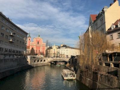 Ljubljana by Caspar Dechmann