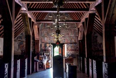 Church of Panayia Chrysokourdaliotissa, Kourdali (extension to  (T)