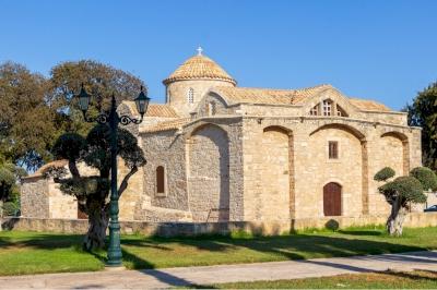 Church of Panagia Aggeloktisti (T)