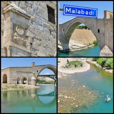 The Malabadi Bridge (T) by Clyde