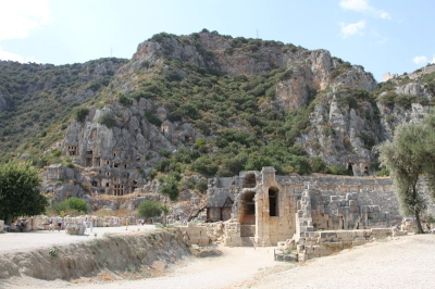 Ancient Cities of Lycian Civilization (T)