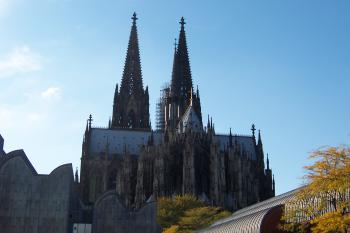Cologne Cathedral by Ian Cade