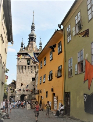 Sighisoara by James Bowyer