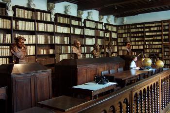 Plantin-Moretus Museum by Ian Cade