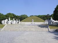 Koguryo Tombs by Solivagant