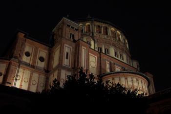 Santa Maria delle Grazie by Ian Cade