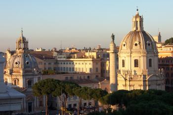 Rome by Ian Cade