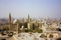 Historic Cairo by Christer Sundberg