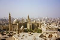 Historic Cairo by Christer Sundberg