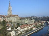 Old City of Berne by Joyce