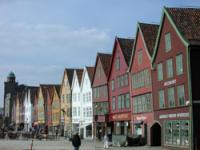 Bryggen by Joyce
