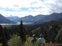 Glacier parks by Joyce
