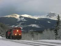 Canadian Rocky Mountain Parks by Joyce