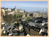 City of Luxembourg by Joyce