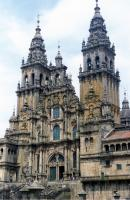 Santiago de Compostela by Solivagant