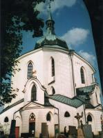Pilgrimage Church of St. John of Nepomuk by David Berlanda