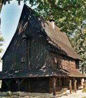 Wooden Churches of Southern Malopolska by David Berlanda