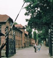 Auschwitz Birkenau by David Berlanda