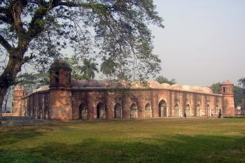 Bagerhat by Solivagant