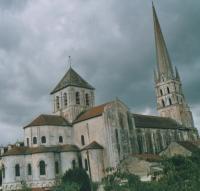 Saint-Savin sur Gartempe by David Berlanda