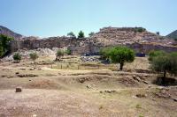Mycenae and Tiryns by Christer Sundberg