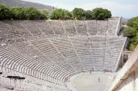 Epidaurus by Christer Sundberg