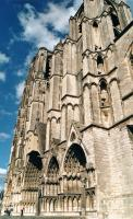 Bourges Cathedral by David Berlanda