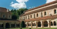 Cistercian Abbey of Fontenay by David Berlanda