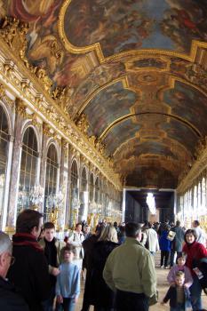 Versailles by Ian Cade