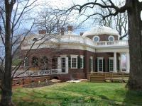 Monticello by Emilia Bautista King