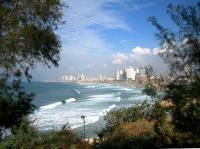 White City of Tel-Aviv by Christer Sundberg