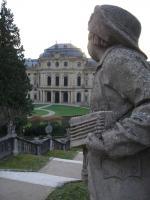 Würzburg Residence by Frederik Dawson