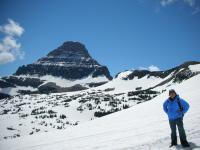 Waterton Glacier International Peace Park by Emilia Bautista King