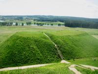 Kernavë Archeological Site by Christer Sundberg