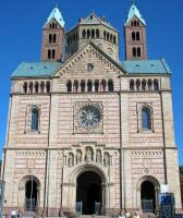 Speyer Cathedral by David Berlanda