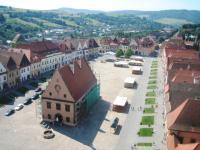 Bardejov Town by Christer Sundberg