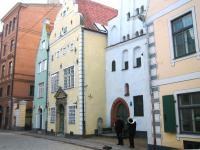 Riga by Christer Sundberg
