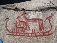Rock Carvings in Tanum by Christer Sundberg