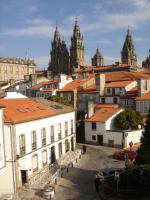 Route of Santiago de Compostela by Frederik Dawson