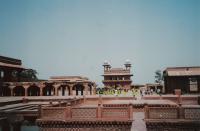 Fatehpur Sikri by Frederik Dawson