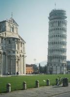 Piazza del Duomo (Pisa) by Frederik Dawson