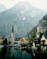 Hallstatt-Dachstein by Frederik Dawson